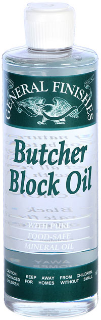 Butcher Block Oil for Furniture Portland, OR