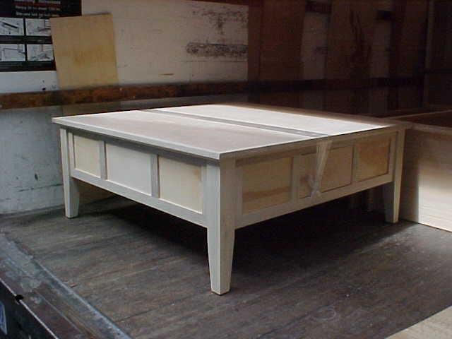 Custom Solid Wood Furniture Portland, Furniture Builders Portland Oregon