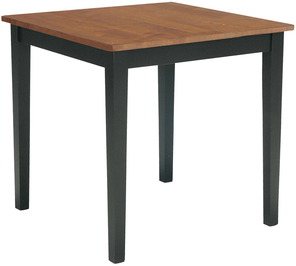 30 Inch Square Kitchen Table Parawood 30 Inch Square