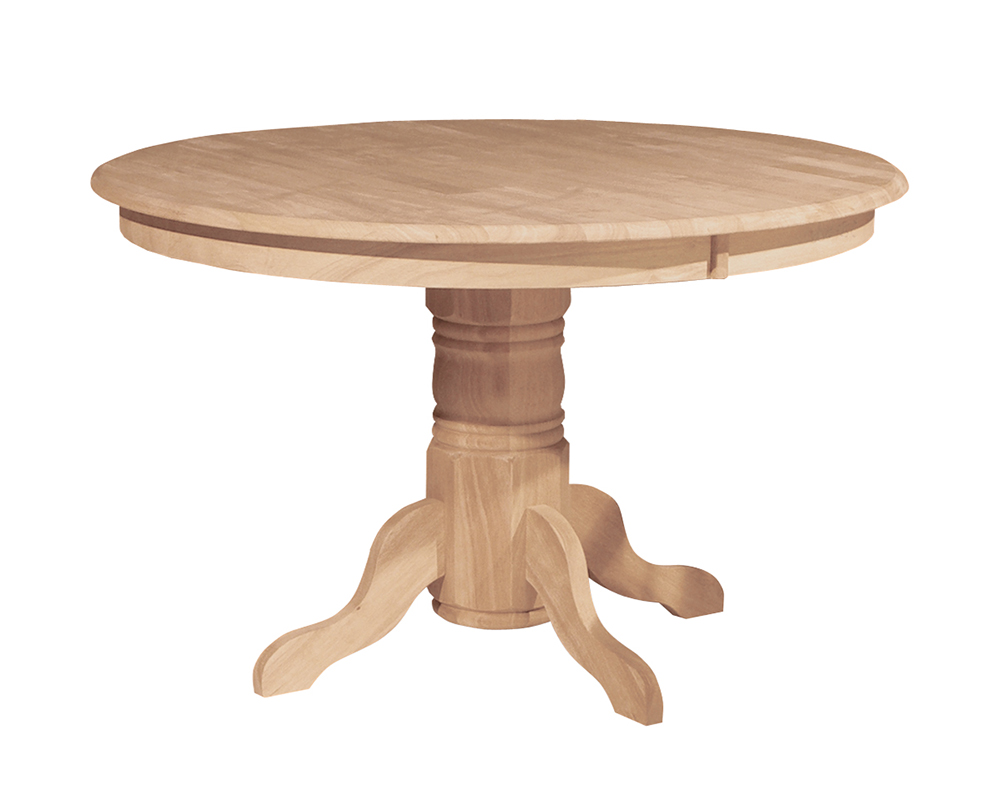 Parawood 48 Inch Solid Round Table Top