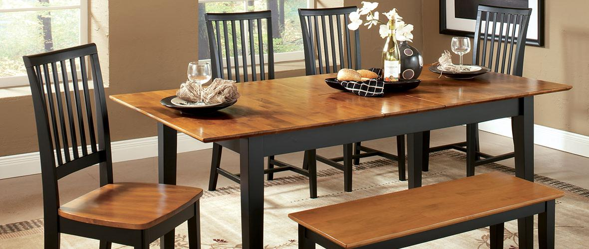 Charmant Quality Dining FurnitureReal Wood Dining Furniture From Natural Furniture  Of Portland. Choose Your Size, Style, Wood Type And Finish.