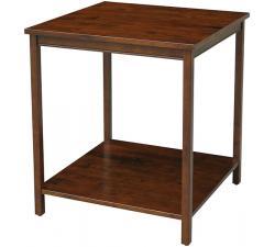 Large And Small Wood Corner Desks Natural Furniture
