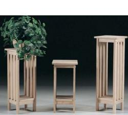 Wood Plant Telephone Stands In Portland Natural Furniture