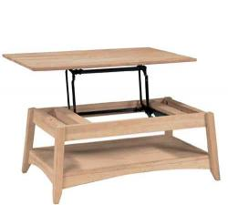 Wood Living Room Coffee Tables In Portland Natural Furniture